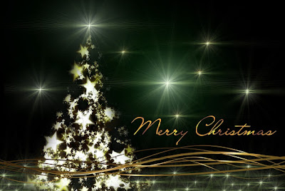 3d christmas background images