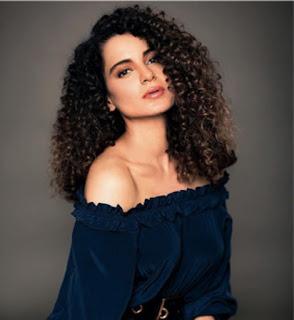 Kangana Ranaut top hottest actresses in Bollywood