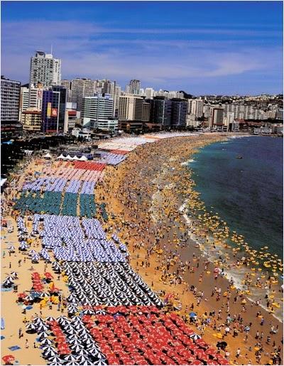 หาดแฮอึนแด (Haeundae Beach) @ www.tripscout.net
