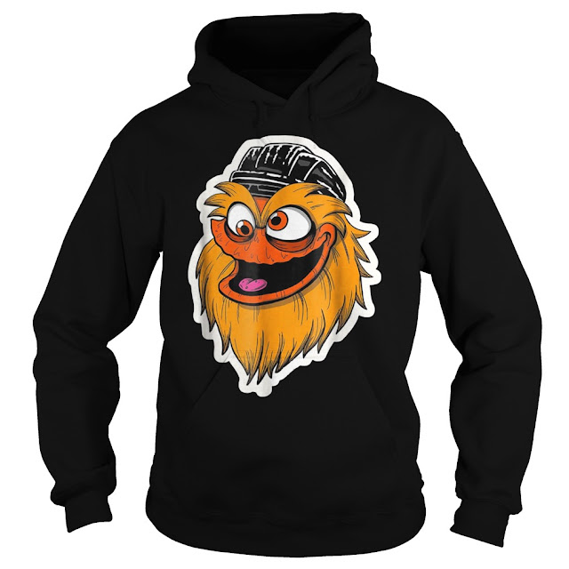 Gritty Mascot Face Hoodie, Gritty Mascot Face Sweatshirt, Gritty Mascot Face T Shirt