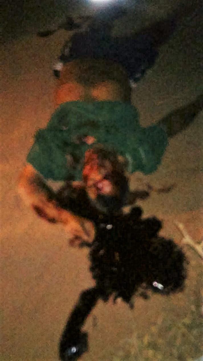 Vitima fatal em colisão