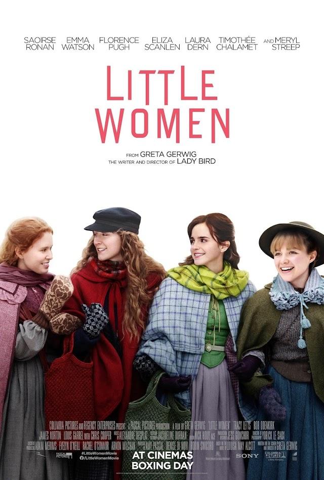 Little Women (2019) Movie Free Download HD & Watch Online