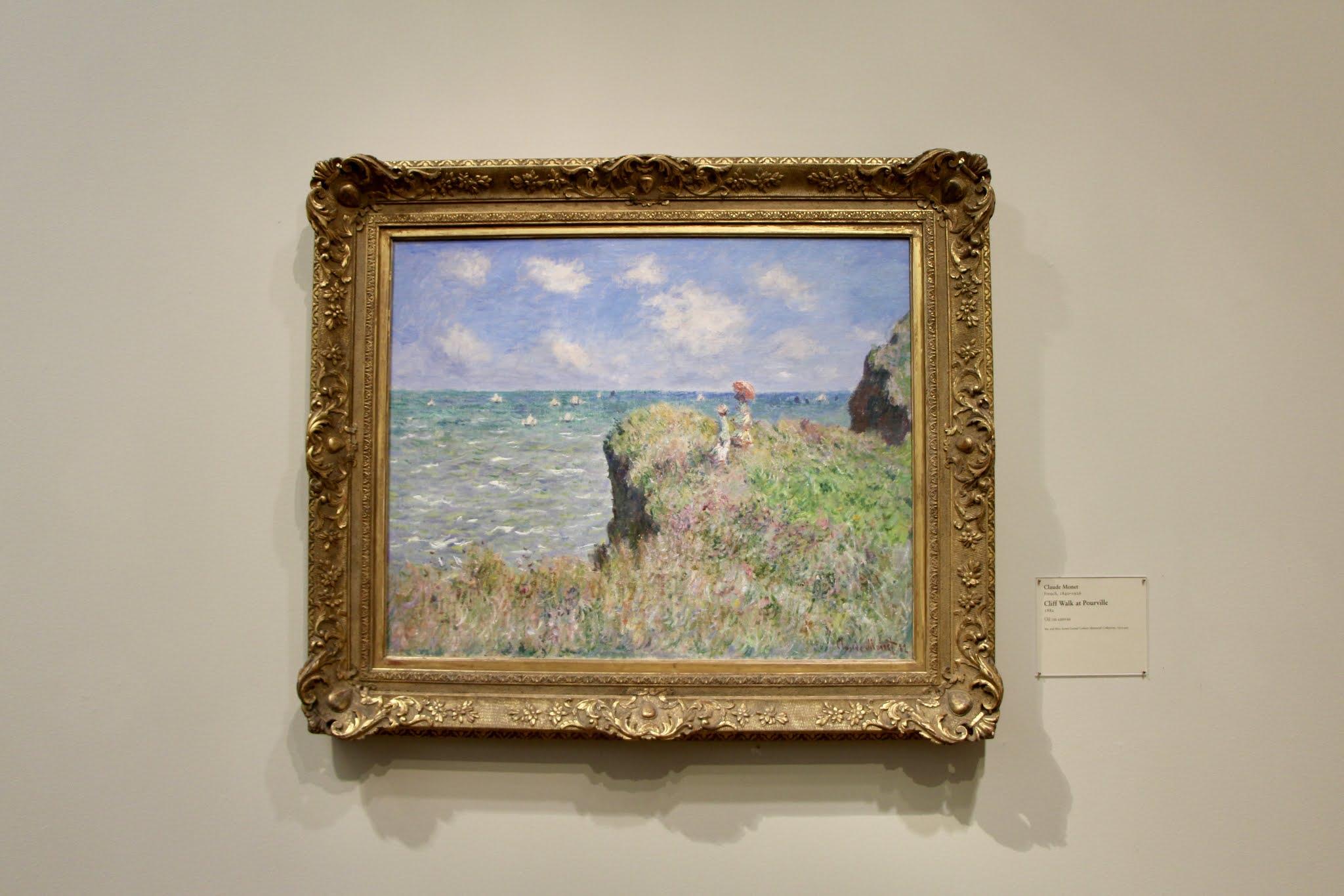 art institute, art, paintings, impressionism, chicago travel guide