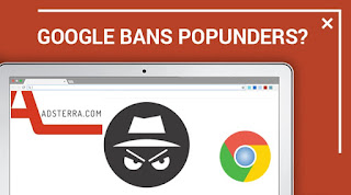 Adsterra - Anti Bloqueador anuncios Chrome 64