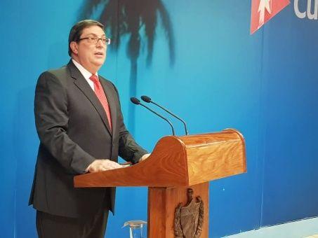 Cuba rechaza injustificada expulsión de sus diplomáticos de la ONU por EE.UU.