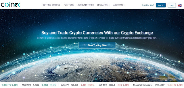 Coin2fx Review