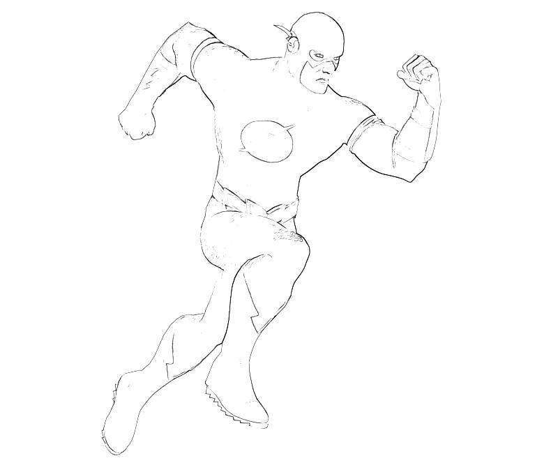 flash logo coloring page flash skill coloring pages