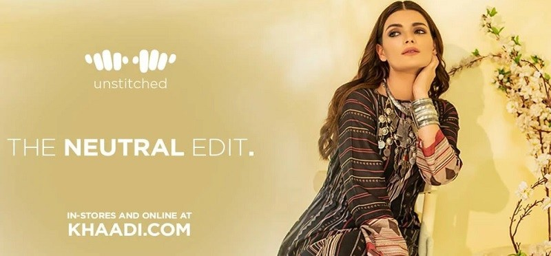 Khaadi Unstitched Lawn 2020   Give Your Style a New Natural Edit