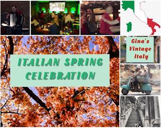 Italian Spring Celebration Party