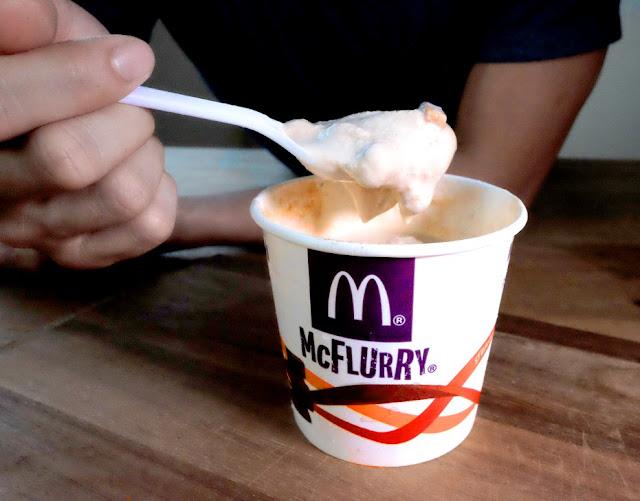 Gula Melaka McFlurry