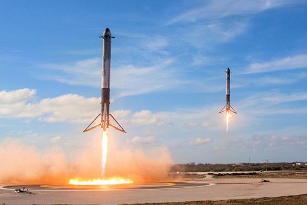 Công nghệ hạ cánh tên lửa ngược