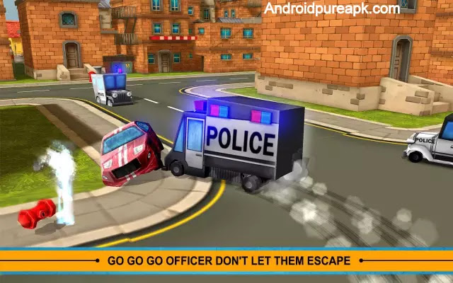 Blocky Cop Pursuit Terrorist Apk Download Mod+Hack