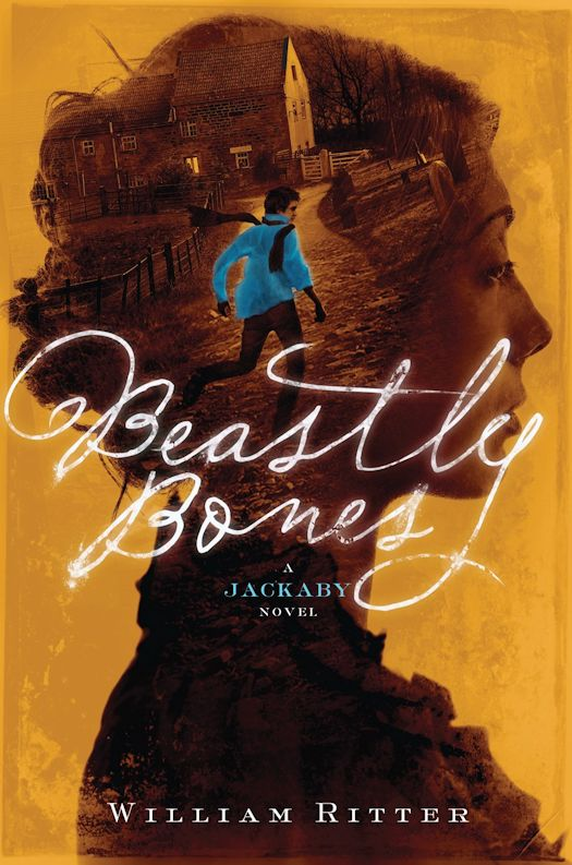 Reviews:  Jackaby and Beastly Bones by William Ritter