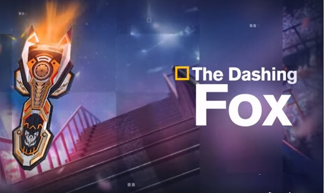 The Dashing Fox