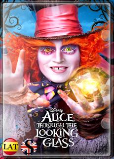 Alicia A Través del Espejo (2016) FULL HD 1080P LATINO/INGLES