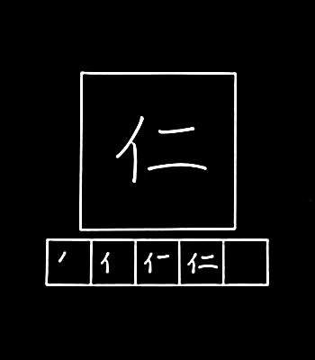 kanji nucleolus