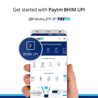 Paytm launches BHIM UPI on its platform; set to be the country's largest issuer of UPI IDs