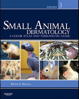 Small Animal Dermatology – A Color Atlas and Therapeutic Guide 3rd Edition
