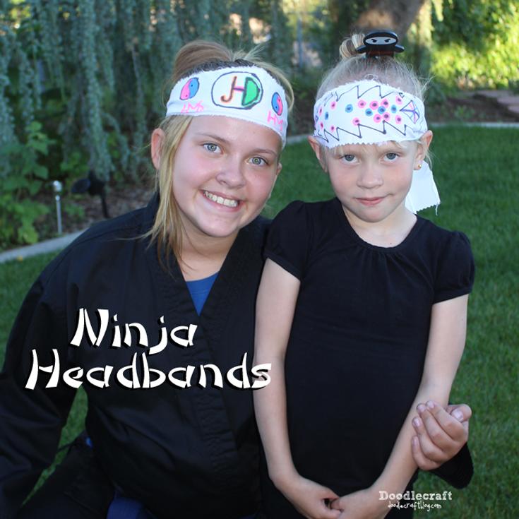 http://www.doodlecraftblog.com/2015/06/ninja-headbands.html