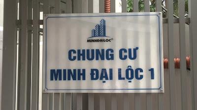 Chung cư mini Minh Đại Lộc 1