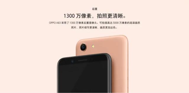 , Oppo A83 Diluncurkan Layar 5,7 inci dan 13MP Kamera, KingdomTaurusNews.com - Berita Teknologi & Gadget Terupdate