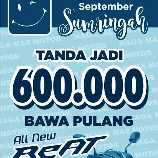 Promo Naga Mas Motor September Sumringah