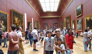 París, Museo del Louvre o Museé du Louvre.