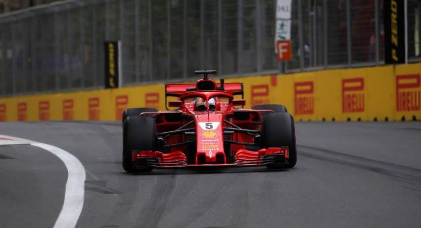 Dove Vedere Partenza Baku GP F1 Streaming Gratis: Ferrari vs Mercedes, chi vincerà la gara in Azerbaigian 2018?