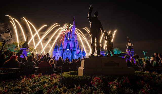 Disney Magic Kingdom - Happily Ever After