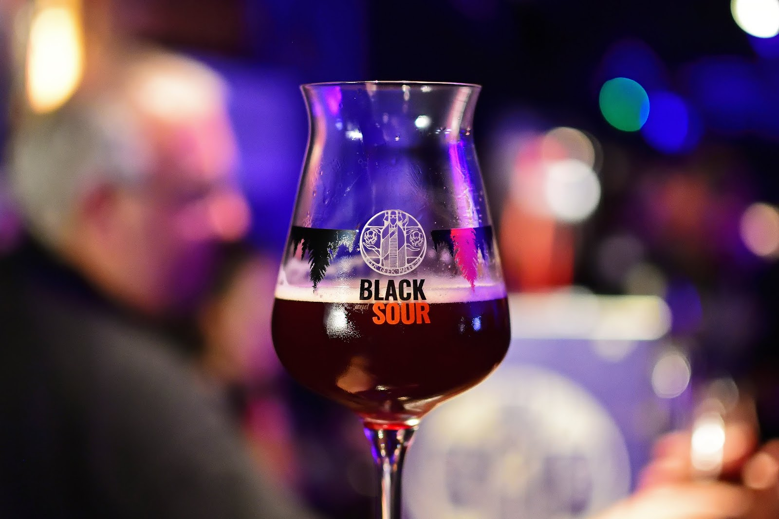 Beer Geek Madness - Black & Sour