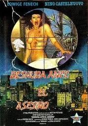 Desnuda Ante El Asesino 1975 Las Peliculas De Beowulf Devilman
