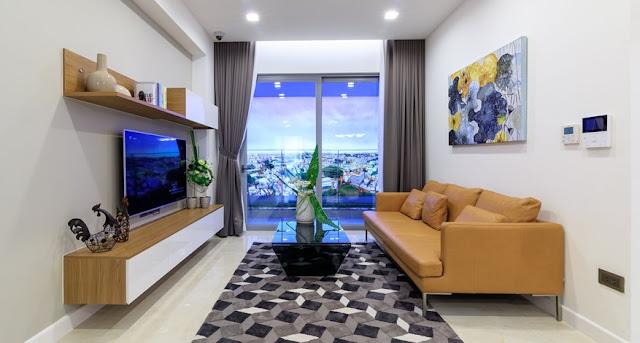 Căn hộ mẫu chung cư Rivera Park Hà nội