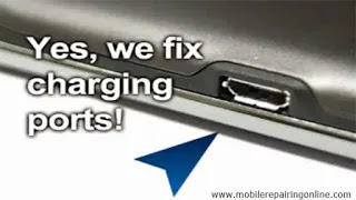 repair cell phone charging port