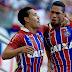 ESPORTE / Bahia despacha o Fluminense e espera o Vitória na final: Veja o gol de Hernane