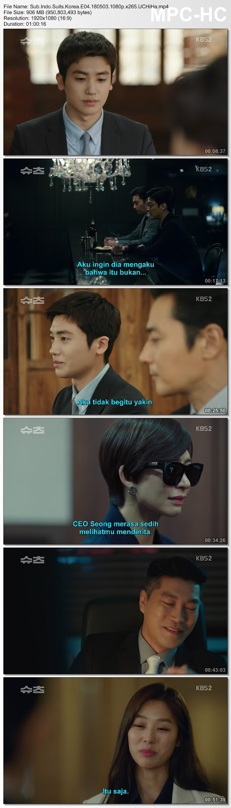 Screenshots Download Drama Korea Suits aka Shucheu aka 슈츠 (2018) Episode 04 HDTV 1080p 720p 480p 3GP MP4 NEXT Subtitle Indonesia Google Drive Free Full Movie Online