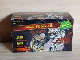 Wantong capsule