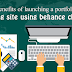 Benefits of launching a portfolio listing site using behance clone script