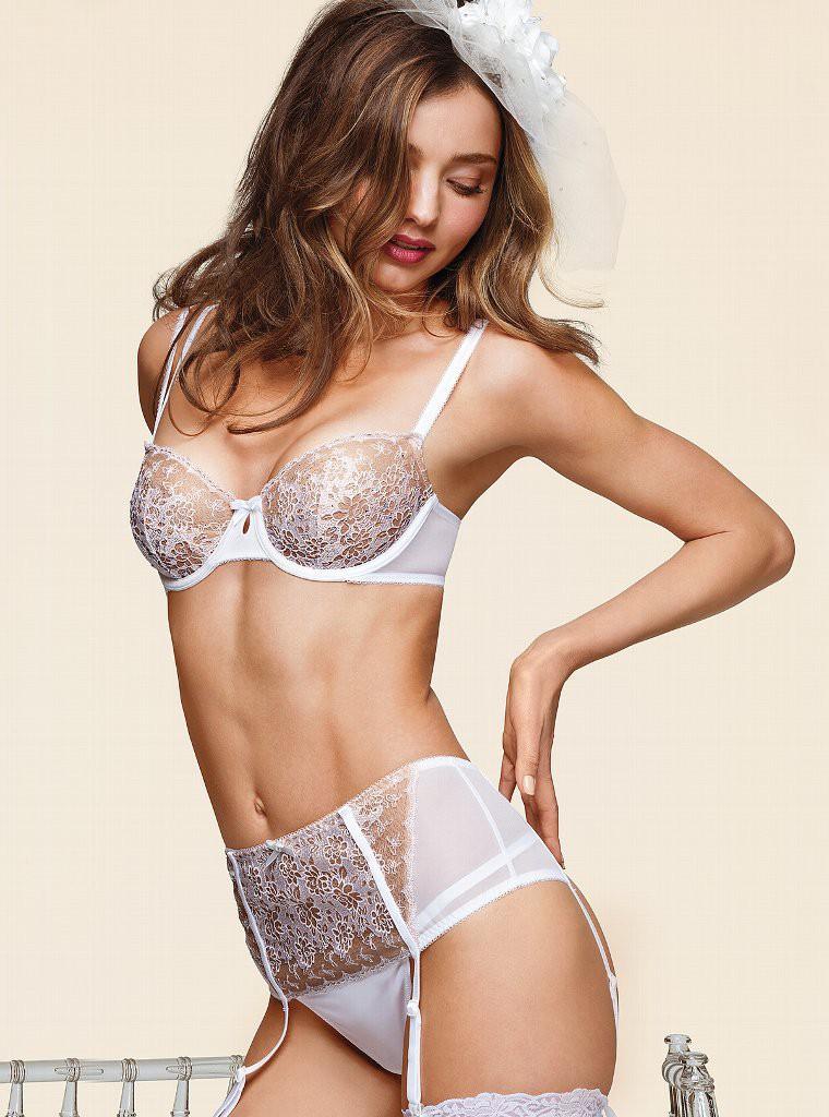 Miranda Kerr Victoria's Secret Lingerie - Lingerie Models
