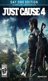 759bc0a064bd8713a7dd2f0a1e791483 - Just Cause 4 Day One Edition + 5 DLCs