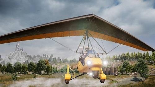Tàu lượn tỏ ra nhát thế trong thời gian khởi động so với Trực thăng