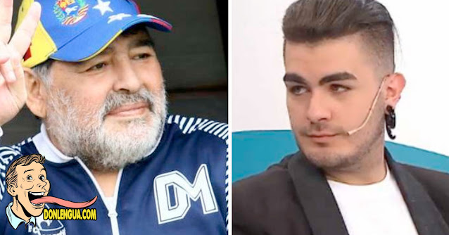 Aparece un nuevo hijo desconocido de Maradona y quiere su herencia