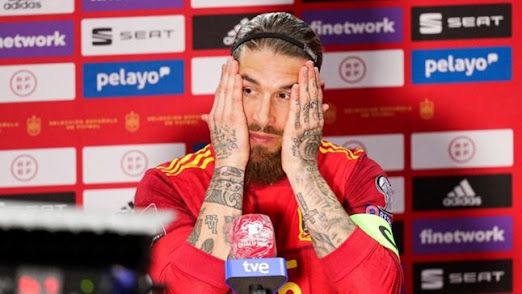 Shocking - No Single Real Madrid Player Included In Spain's Euro 2020 Squad (SEE LIST)