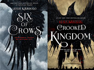 Image result for six of crows and crooked kingdom