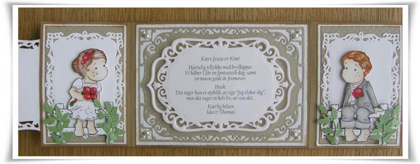 troll13: Bryllupskort