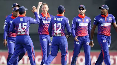 MSL 2019 JOZ vs CTB 1st T20I Match