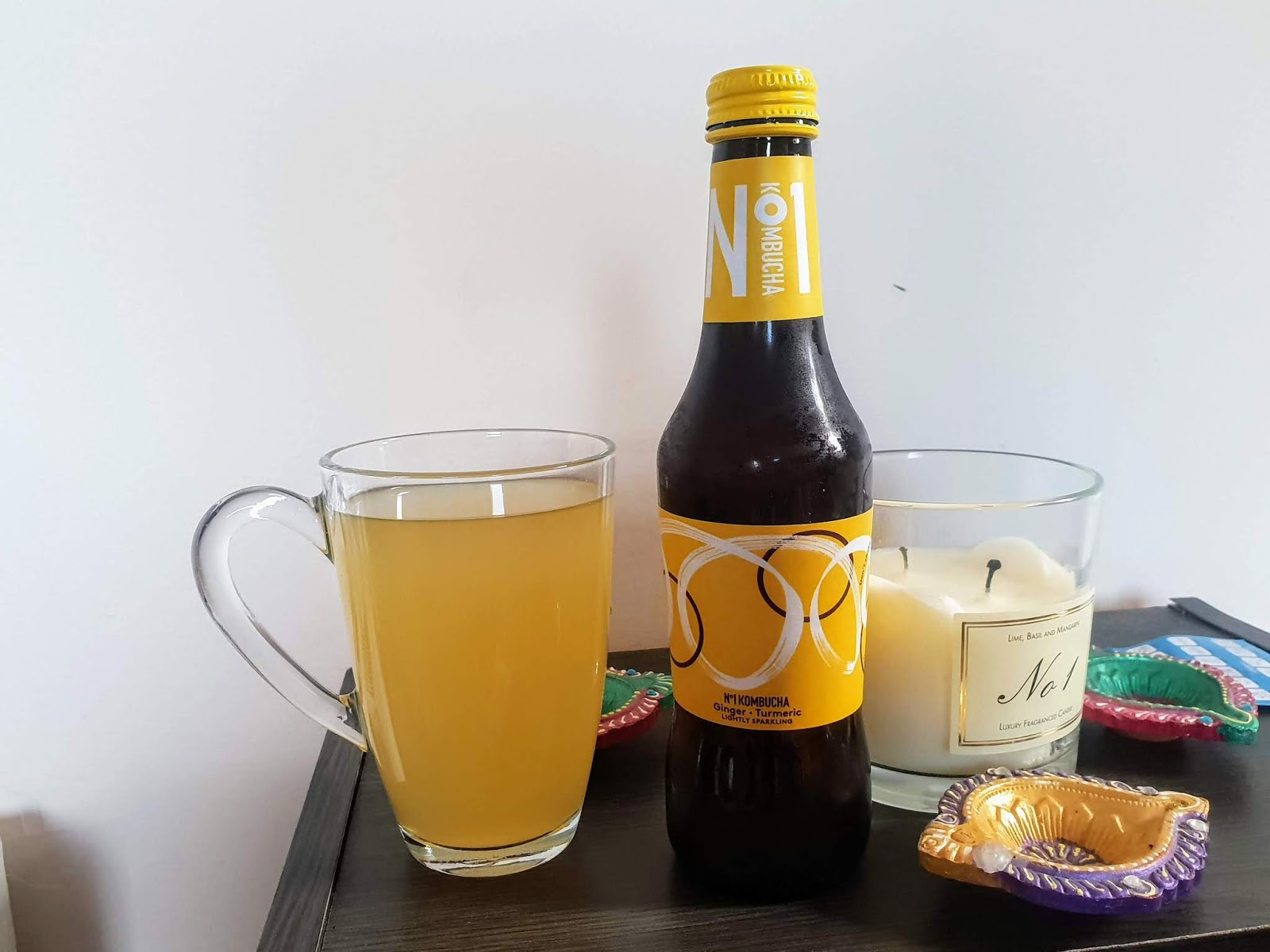 No.1 Kombucha Review