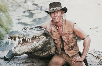 Paul Hogan en 'Cocodrilo Dundee'