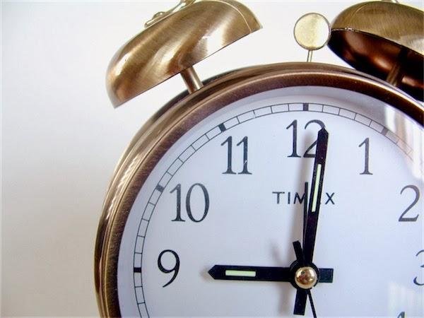 trabajar una hora al dia en tu blog