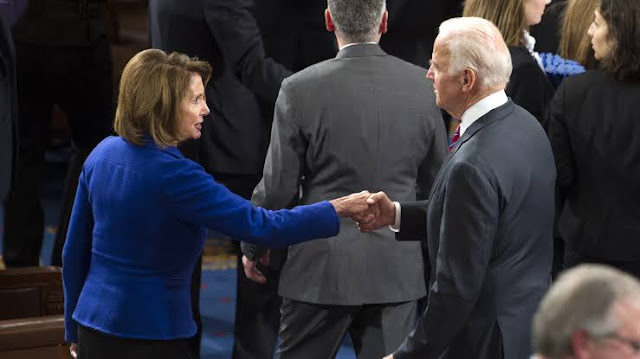 Ketua DPR AS Sebut Rakyat Telah Bersuara dan Nyatakan Joe Biden Presiden Berikutnya