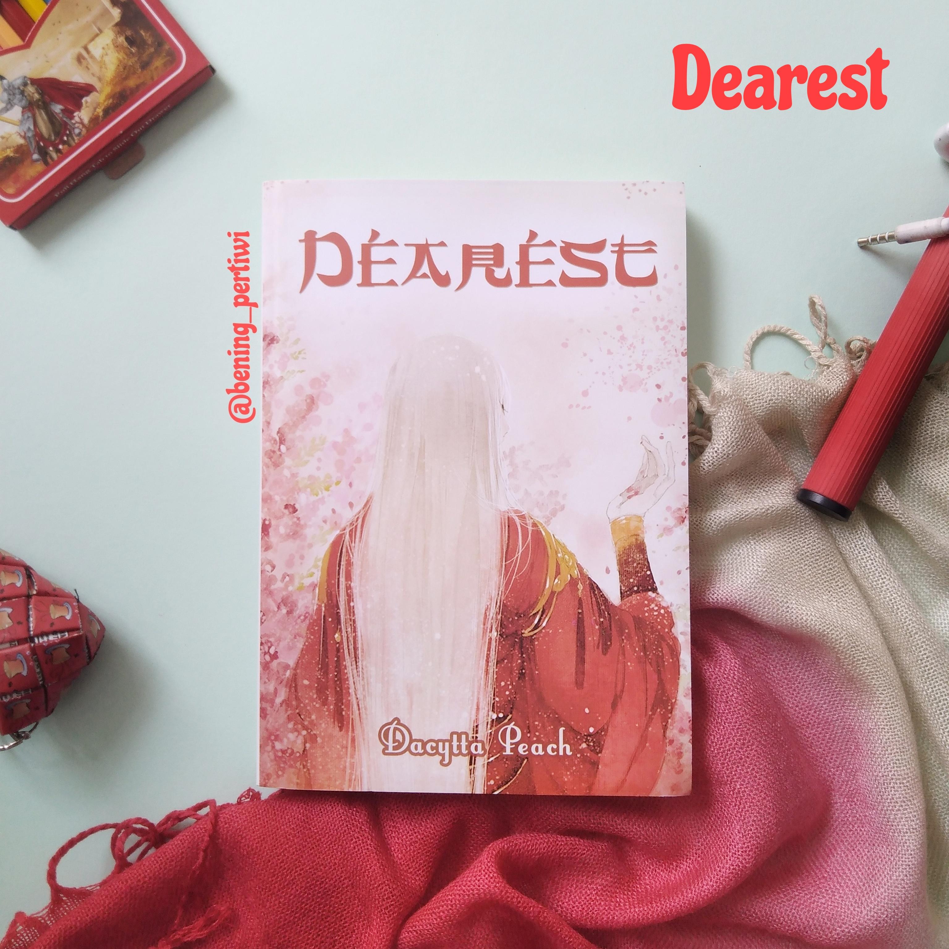 Halaman sampul dearest